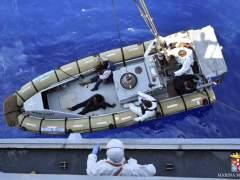 Cuatro refugiados mueren en aguas del Mediterr�neo al intentar alcanzar Italia