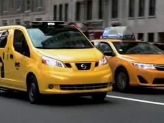 El m�tico taxi amarillo de Nueva York tiene nuevo modelo