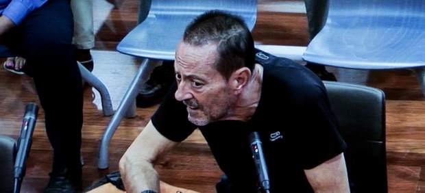 Julián Muñoz, durante el inicio del juicio.