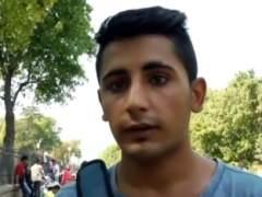 El adolescente que alcanz� Austria a pie tras haber perdido a su familia