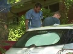 La Polic�a de EE UU hiere a un hombre tras entrar en la casa equivocada