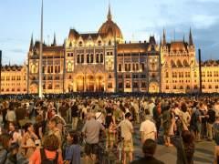 La Polic�a h�ngara desbloquea la entrada a la estaci�n Keleti de Budapest