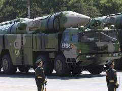 China exhibe su nuevo armamento nuclear y antinav�o