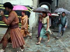 Arranca en el casco viejo de Girona el rodaje de la sexta temporada de 'Juego de Tronos'