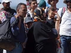 La ONU aprieta a la Uni�n Europea y le exige acoger a 200.000 refugiados sirios