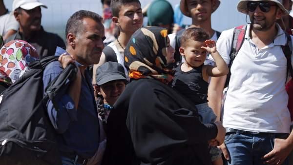 La ONU aprieta a la Unión Europea y le exige acoger a 200.000 refugiados sirios