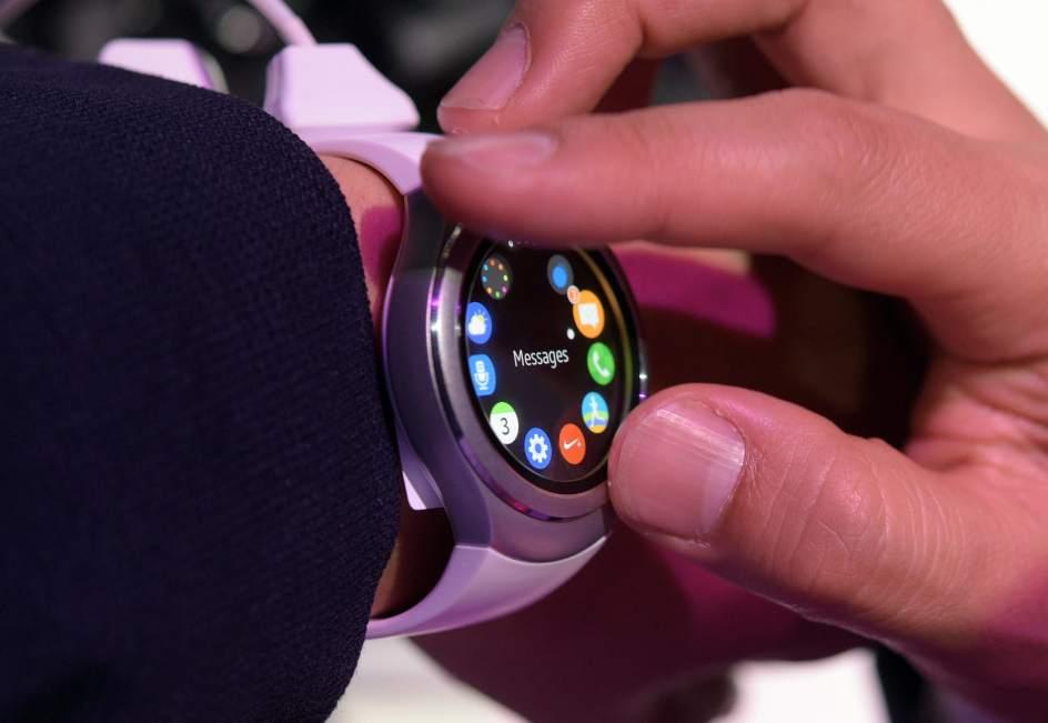 La nueva joya de pulsera de Samsung
