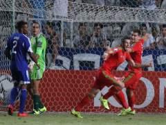 Gol de Gareth Bale con Gales