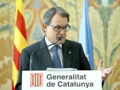 Mas asegura que Catalu�a debe seguir dentro de la UE