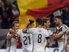Alemania arrebata con oficio el liderato a Polonia