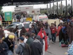 Austria estima recibir 10.000 refugiados procedentes de Hungr�a