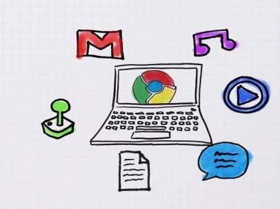 Google Chrome 45 permite el ahorro de memoria RAM y de batería