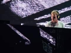 Imagen del productor y DJ sueco Avicii