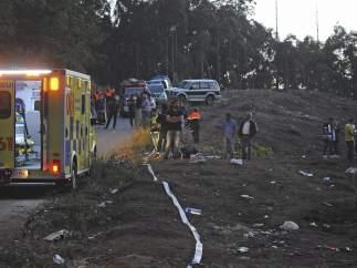 Atropello mortal en un rally de A Coruña