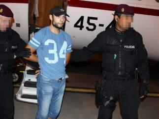 Morate llega a España