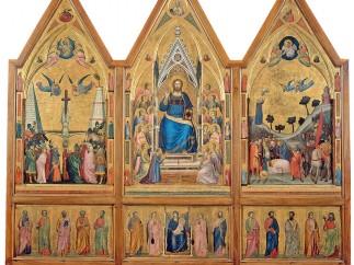 Giotto - PolitticoStefaneschi