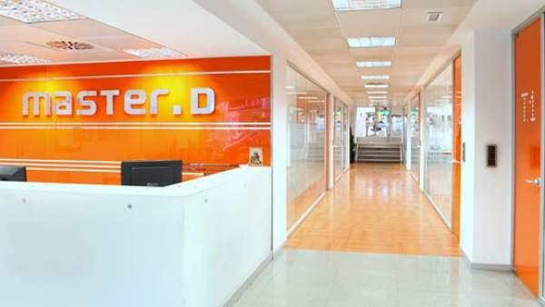 Centro de estudios MasterD Formación