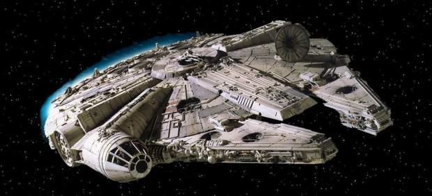 El dron del Halcón Milenario y otros juguetes de 'Star Wars' que ya causan furor entre los fans