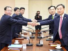 Las dos Coreas convocan una reuni�n de alto nivel para estrechar lazos