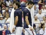 Feliciano y Djokovic