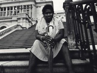 Jill Freedman - Poor Peoples Campaign, Washington, D.C., 1968