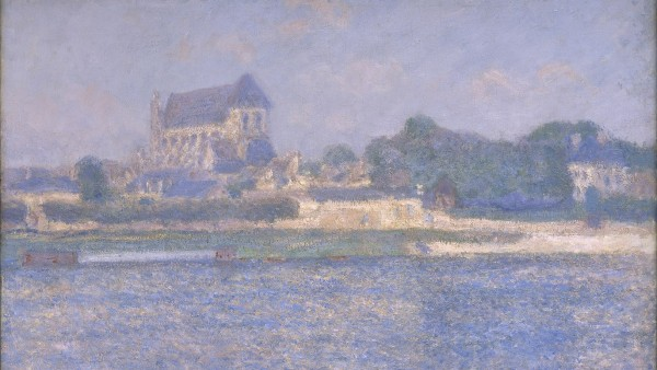 Claude Monet (French, 1840–1926). Vernon in the Sun (Vernon, soleil), 1894