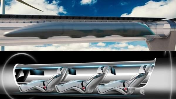 Un hyperloop para alcanzar la velocidad del sonido