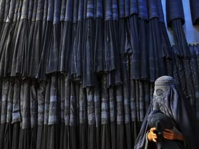 En busca de un 'burka'
