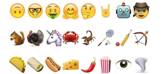 Unicornios, cuernos rockeros... llegan 150 nuevos emojis a Whatsapp