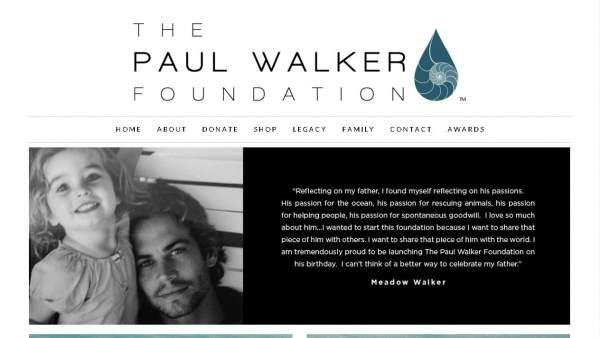 The Paul Walker Foundation
