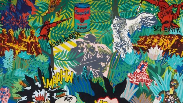 Equipo Crónica - El realismo socialista y el Pop Art en el campo de batalla 1969