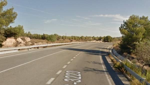 Carretera RM-412, Murcia