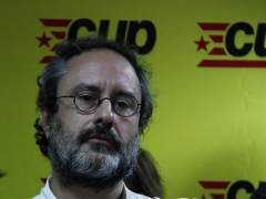Ba�os (CUP) cree que la Generalitat debe desobedecer
