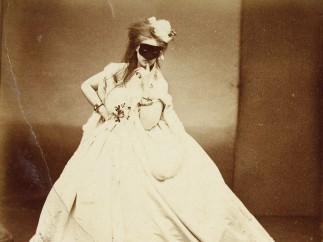 Virginia Verasis de Castiglione (1837-1899), Jean-Louis Pierson (1822-1913), Christian B�rard (1902-1949) - Un dimanche, entre 1861 et 1866