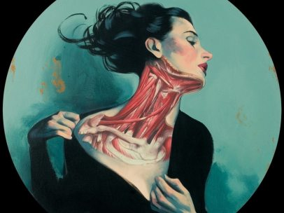 Fernando Vicente, lecciones de anatomía y sensualidad