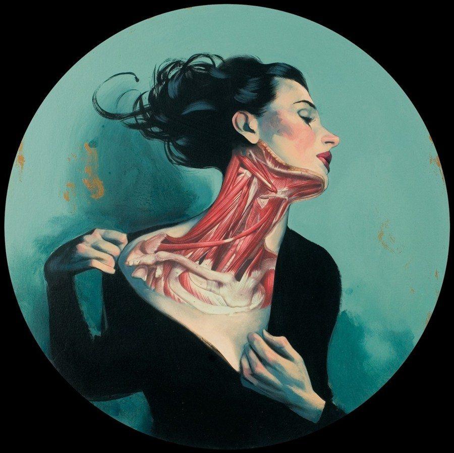 Fernando vicente lecciones de anatom a y sensualidad for Conjuntos interiores femeninos