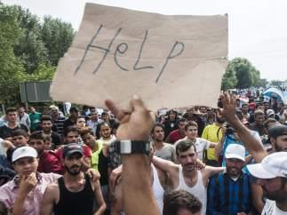 Crisis de refugiados en Europa