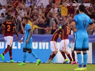 Roma - Barça
