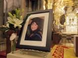 La catedral de Santiago celebra un funeral por la peregrina asesinada en el Camino de Santiago Denise Thiem