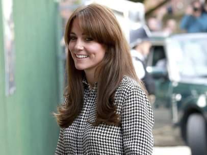 El nuevo peinado de Kate Middleton