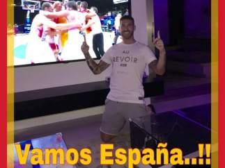 Felicitación Sergio Ramos