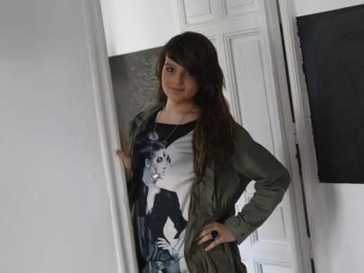 Paula, transexual de 16 años