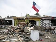 Tsunami posterior al terremoto de Chile