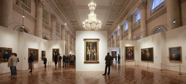 Desalojan parte del Museo del Prado por el recalentamiento de un secador de manos en un baño