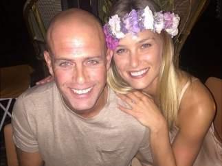Bar Reafeli y su novio