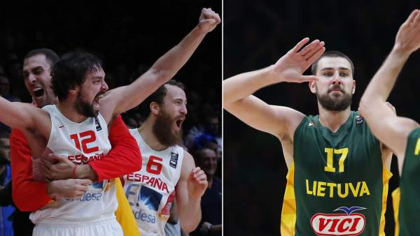 Final del Eurobasket