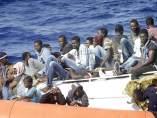 Rescate en el Mediterráneo
