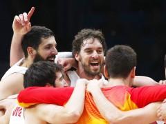 La selección española de baloncesto estará en los Juegos