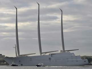 'White Pearl', el 'Titanic' de los yates