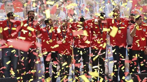 Celebración en Callao